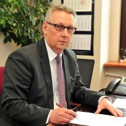 Zastępca Prezydenta - Marek Suwalski